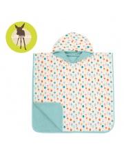 Lassig Ręcznik Poncho Ice Cream 120x60 cm UV 50+