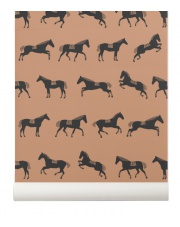 Tapeta dziecięca HORSE - ferm LIVING