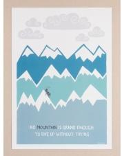 Plakat A3 Himalaya