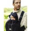 Fotografia, na której jest BABYBJORN - przykrycie do nosidełka, czarny