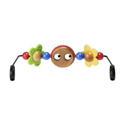 Fotografia, na której jest BABYBJORN - zabawka do leżaczka BALANCE Googly Eyes