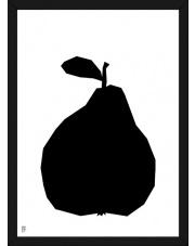 Plakat Owoc Gruszka - Kinkallo