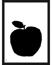 Plakat Owoc Jabłko - Kinkallo