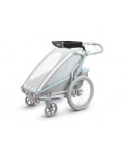 THULE Chariot - Bagażnik do przewożenia ładunku do wózka pojedynczego, 2017