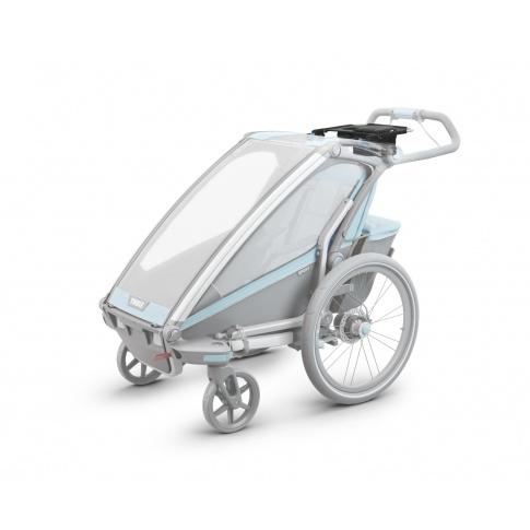 Fotografia, na której jest THULE Chariot - Konsola do wózków pojedynczych