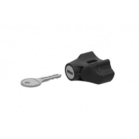 Fotografia, na której jest THULE Chariot - Mocowanie Lock Kit