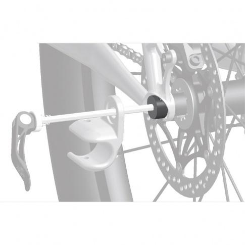 Fotografia, na której jest THULE - Adapter widelców Thule 3D podkładka 10 mm