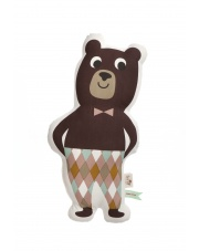 Poduszka Mr. Bear - ferm LIVING