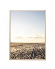 Obrazek w ramie NATURA / ŚLADY (50x70) - Bloomingville
