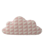 Poduszka różowa chmurka - Bloomingville