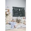 Fotografia, na której jest Dywan bawełniany I Love Math - Lorena Canals