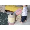 Fotografia, na której jest Kosz na zabawki bawełniany Pencil / Ołówek - Lorena Canals