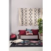 Fotografia, na której jest Kosz dekoracyjny Zoco Black/Aubergine - Lorena Canals