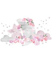 KSIĘŻYC | naklejka do pokoju dziecięcego - różne kolory - Pastelowelove