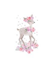 SARENKA | naklejka do pokoju dziecięcego - różne kolory - Pastelowelove