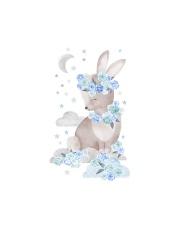 KRÓLIK | naklejka do pokoju dziecięcego - różne kolory - Pastelowelove