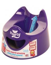 Genialny nocnik Pourty - Fioletowy