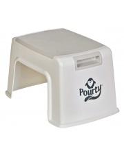 Podest Pourty - Szary