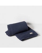 Ręcznik kąpielowy - niebieski - ferm LIVING