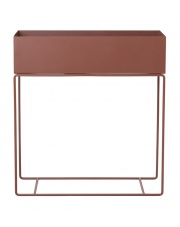 Kwietnik PLANT BOX - red brown - ferm LIVING