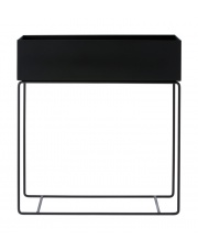 Kwietnik PLANT BOX - black / czarny - ferm LIVING