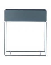 Kwietnik PLANT BOX - dark grey | ciemnoszary - ferm LIVING