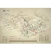 Fotografia, na której jest Mapa Zdrapka - Tatry Wysokie- Kuluar