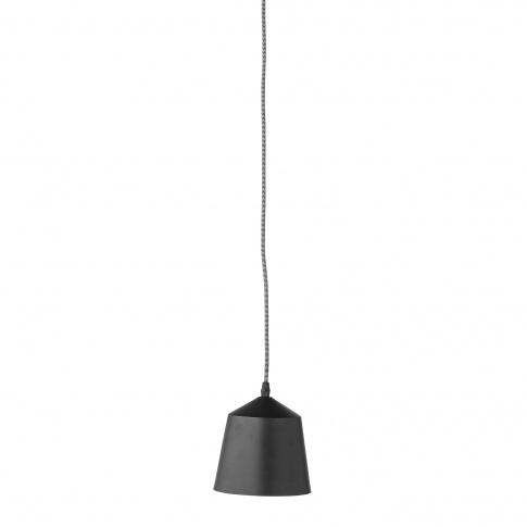 Fotografia, na której jest Lampa wisząca czarna - Bloomingville