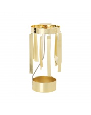 Świecznik Tangle Spinning Tealight - ferm LIVING