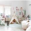 Fotografia, na której jest Dywan bawełniany HIPPY - różne kolory - Lorena Canals