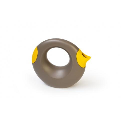 Fotografia, na której jest Konewka Cana Large Quut - Bungee Grey + Mellow Yellow