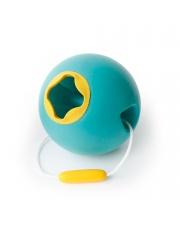 Wiaderko do wody i piasku Ballo Quut - Lagoon Green + Mellow Yellow