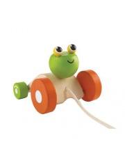 Żabka do ciągnięcia, Plan Toys®