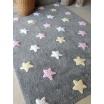 Fotografia, na której jest Dywan bawełniany TRICOLOR STAR - różne kolory - Lorena Canals