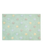 Dywan bawełniany TRICOLOR STAR - różne kolory - Lorena Canals