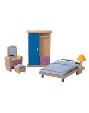 Sypialnia do domku dla lalek, Neo, Plan Toys®