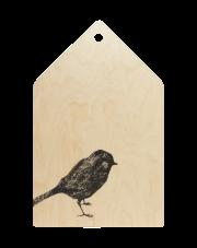 Deska do krojenia SINGLE BIRD - Miiko