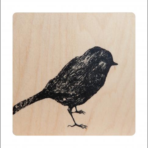 Fotografia, na której jest Podstawka SINGLE BIRD - Miiko