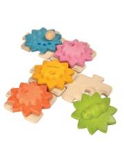 Puzzle koła zębate standard, Plan Toys®
