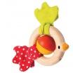 Fotografia, na której jest Drewniana grzechotka ptaszek, Plan Toys®