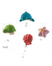 Zabawki do kąpieli, Zwierzątka morskie, Plan Toys®