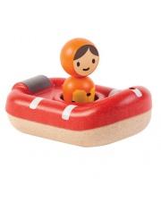 Zabawka do kąpieli - Łódź ratownicza, Plan Toys®