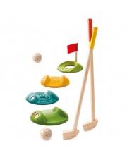 Drewniany mini golf - duży zestaw, Plan Toys®