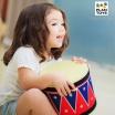 Fotografia, na której jest Duży kolorowy bęben, Plan Toys®