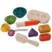 Fotografia, na której jest Akcesoria do mas plastycznych, cukiernia, Plan Toys®