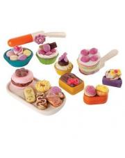 Akcesoria do mas plastycznych, cukiernia, Plan Toys®