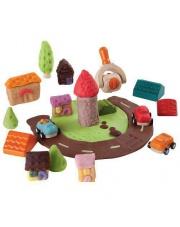 Akcesoria do mas plastycznych: Miasto, Plan Toys®