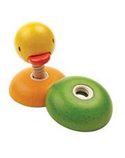 Drewniana przykręcanka w kształcie kaczki, Plan Toys®