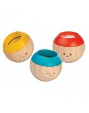 Sensoryczne kulki drewniane | Plan Toys®