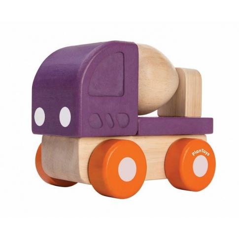 Fotografia, na której jest Samochód betoniarka mini | Plan Toys®